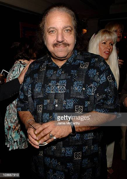 Ron Jeremy attends the IFC Party Celebrating The Spirit of Independent Film at Shutters Hotel on February 23 2008 in Santa Monica California