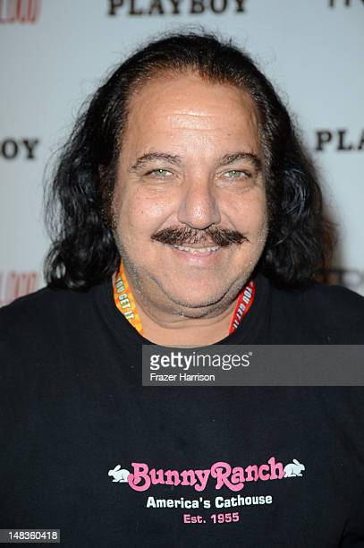 Ron Jeremy attends the Playboy and True Blood 2012 Event on July 14 2012 in San Diego California