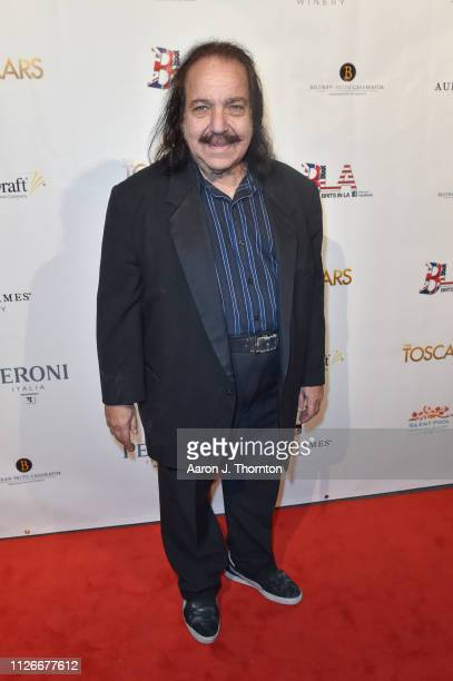 Ron Jeremy attends the Toscars at The Renberg Theatre on February 21 2019 in Los Angeles California