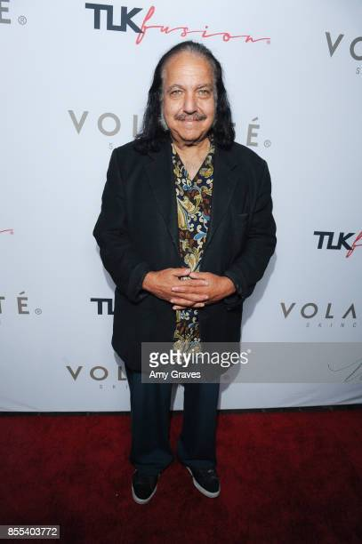 Ron Jeremy attends the Vicki Gunvalson And Volante Skincare's Launch Event on September 28 2017 in Los Angeles California