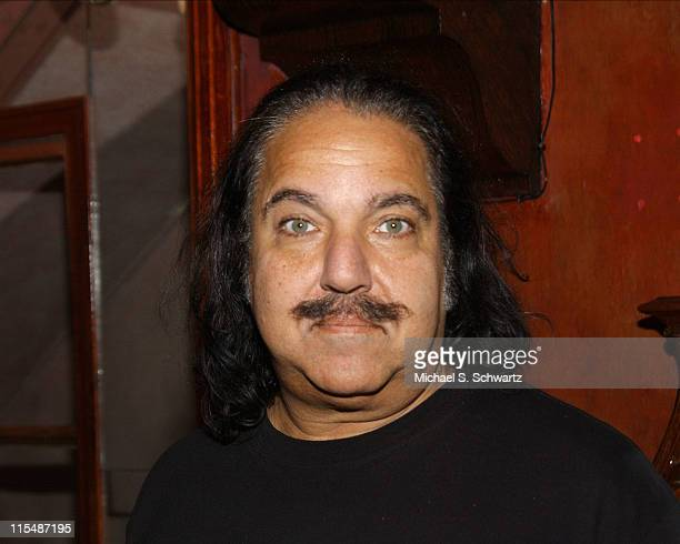 Ron Jeremy during Comedian Dane Cook Headlines Laugh Factory Performance for Producer/Comedian Jay Davis August 9 2005 at The Laugh Factory in...
