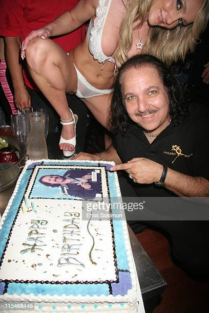 Ron Jeremy during Ron Jeremy's Birthday Bash Celebration March 10 2007 at Element in Hollywood California United States