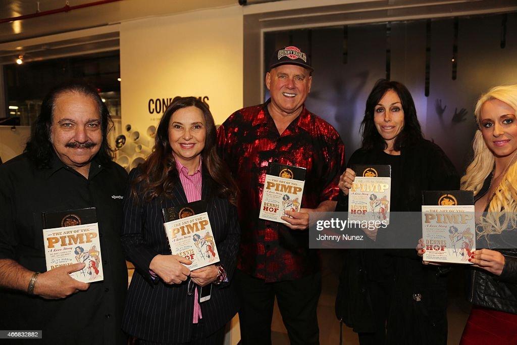 "Judith Regan's ""Art Of The Pimp"" Book Launch"