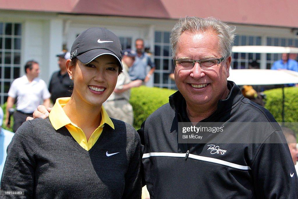 2013 Ron Jaworski Celebrity Golf Challenge : News Photo