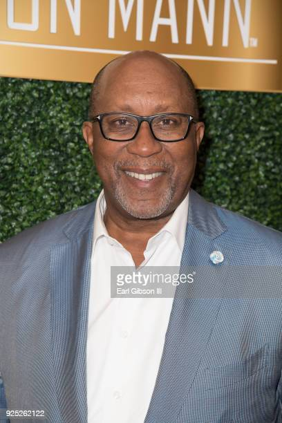 Ron Kirk attends ICON MANN's 6th Annual PreOscar Dinner at the Beverly Wilshire Four Seasons Hotel on February 27 2018 in Beverly Hills California