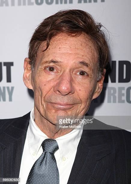 Ron Leibman attending the Opening Night Performance of The Roundabout Theatre Company's Broadway Production of 'Anything Goes' in New York City