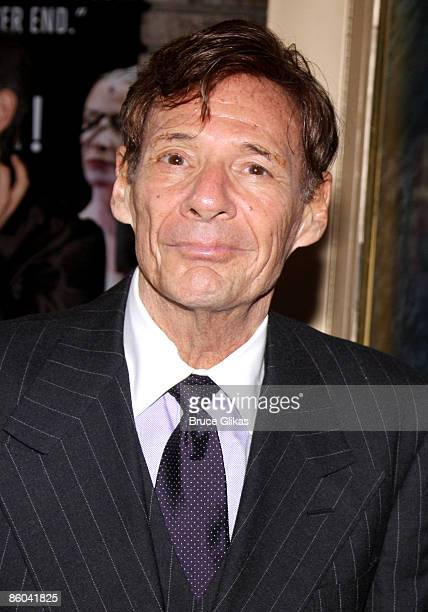 Ron Leibman attends the opening night of Mary Stuart on Broadway at the Broadhurst Theatre on April 19 2009 in New York City