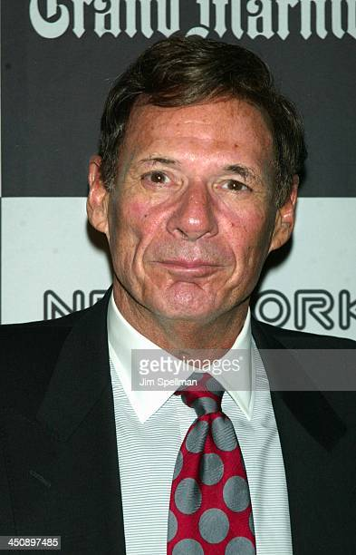 Ron Leibman during 40th New York Film Festival Screening of Auto Focus at Alice Tully Hall in New York New York United States