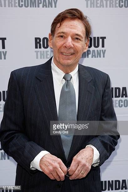 Ron Liebman attends the Broadway opening night of Anything Goes at Stephen Sondheim Theatre on April 7 2011 in New York City
