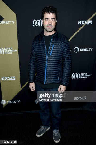 Ron Livingston attends DIRECTV Super Saturday Night 2019 at Atlantic Station on February 2, 2019 in Atlanta, Georgia.