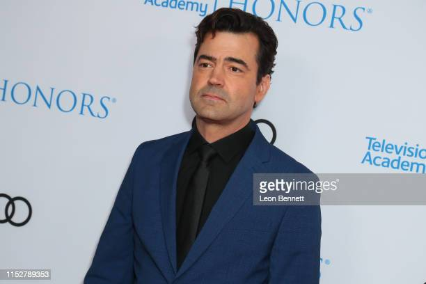 Ron Livingston attends The 12th Annual Television Academy Honors at the Beverly Wilshire Four Seasons Hotel on May 30, 2019 in Beverly Hills,...