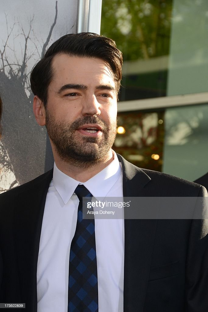 Ron Livingston attends the premiere of Warner Bros. 'The ...