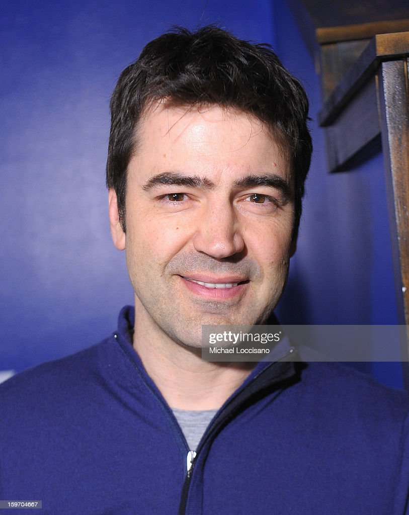 Ron Livingston attends The Samsung Galaxy Lounge Hosts Cast Dinners for 'Touchy Feely' and 'We Are What We Are' at Village At The Lift 2013 on January 18, 2013 in Park City, Utah.