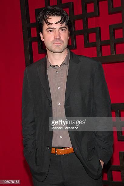 Ron Livingston during Fox 2006 Upfront at Guastavino's in New York City New York United States