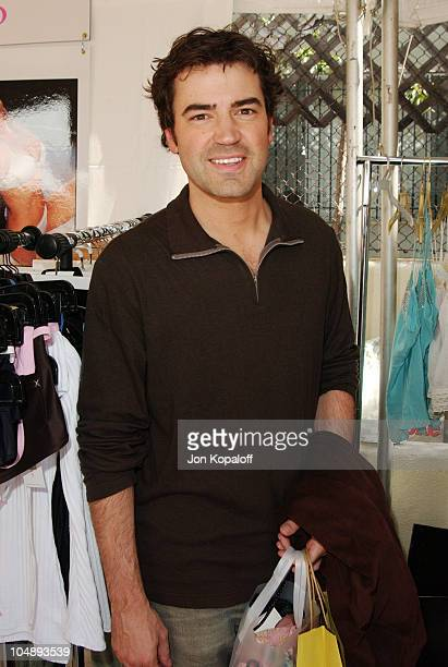 Ron Livingston during The Silver Spoon Beauty Buffet Sponsored By Allure at Private Residence in Hollywood California United States