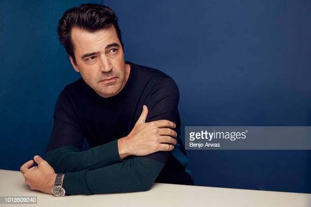 Ron Livingston of ABC's 'A Million Little Things' poses for a portrait during the 2018 Summer Television Critics Association Press Tour at The...