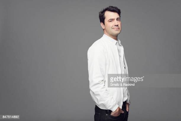 Ron Livingston of ATT Audience Network's 'Loudermilk' poses for a portrait during the 2017 Summer Television Critics Association Press Tour at The...