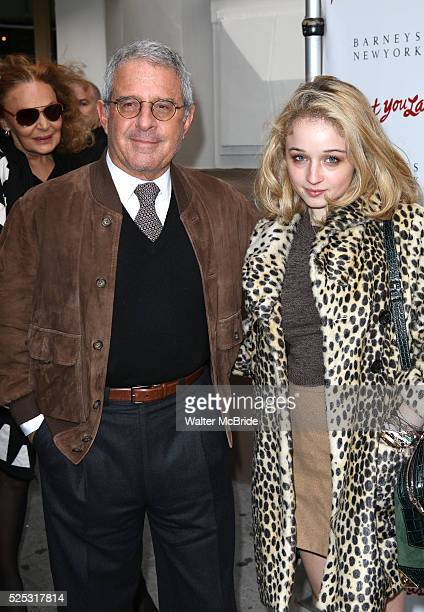 Ron Meyer daughter attending the Broadway Opening Night Performance of 'I'll Eat You Last' at the Booth Theatre in New York City on 4/24/2013