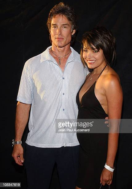 Ron Moss and Devin Devasquez during 2nd Annual Evening with the Stars to Benefit The Desi Geestman Foundation at Ivar in Hollywood California United...