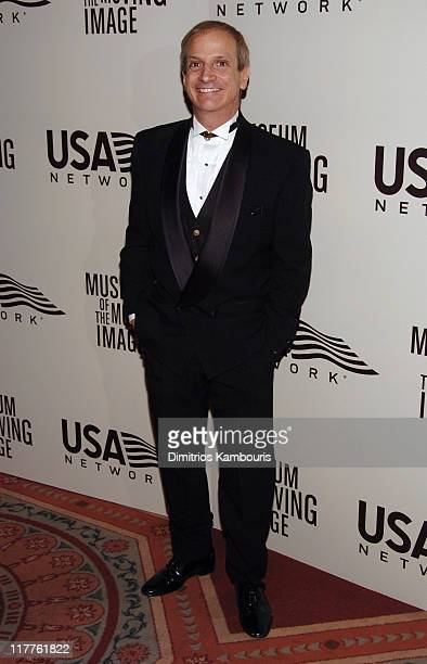 Ron Palillo attends Moving Image Salutes John Travolta at the Waldorf Astoria Hotel in New York City on Sunday November 5 2004