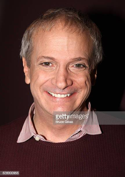 Ron Palillo poses at Broadway Backwards 4 A Benefit for The Gay Lesbian and Transgender Center of Manhattan at the American Airlines Theatre on...