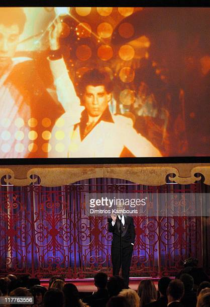 Ron Palillo presenter attends Moving Image Salutes John Travolta at the Waldorf Astoria Hotel in New York City on Sunday November 5 2004