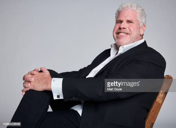 Ron Perlman of Sony Crackle's StartUp for a portrait during the 2018 Tribeca TV Festival on September 21 2018 in New York City