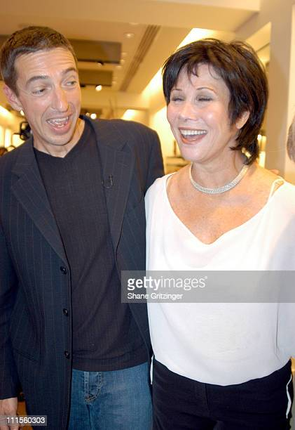 Ron Reagan and Michele Lee during Harper Entertainment and The Creative Coalition and Ron Reagan Launch New Book If You Had Five Minutes With The...