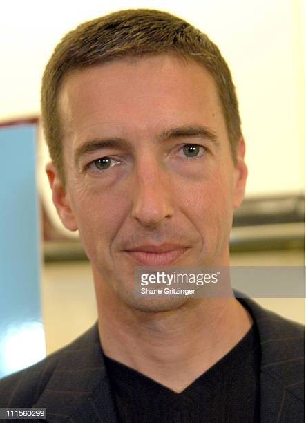 Ron Reagan during Harper Entertainment and The Creative Coalition and Ron Reagan Launch New Book If You Had Five Minutes With The President at...