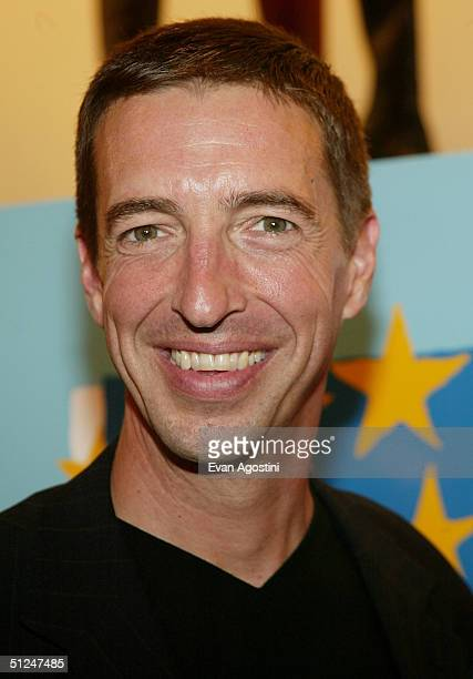 Ron Reagan Jr attends a book party for If You Had Five Minutes With the President hosted by the Creative Coalition at a Kenneth Cole store August 30...