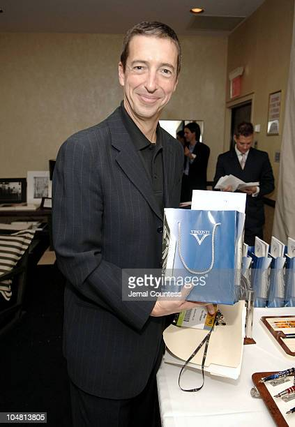 Ron Reagan Jr during Backstage Creations Retreat at the Promax/BDA Conference at Marriot Marquis in New York City New York United States
