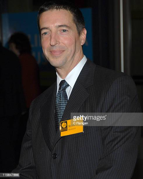 Ron Reagan Jr during The First Annual California Hall of Fame Ceremony and Awards Show at California Museum in Sacramento CA United States