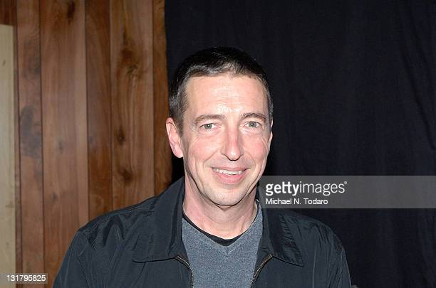 Ron Reagan promotes his new book My Father at 100 at Bookends Bookstore on January 18 2011 in Ridgewood New Jersey