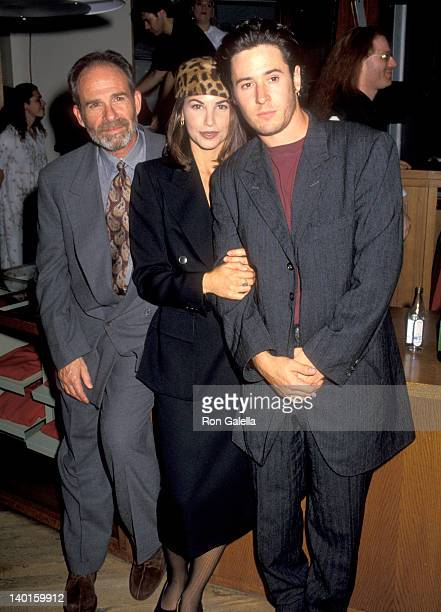 Ron Rifkin, Gina Gershon, and Rob Morrow at the Emporio Armani - Fall Collection Preview, Emporio Armani, New York City.
