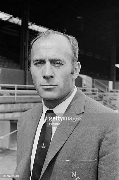 Ron Saunders manager of Norwich City FC UK 24th August 1971