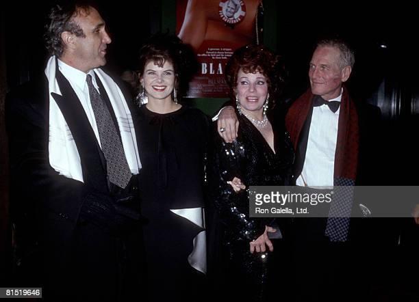 Ron Shelton Lolita Davidovich Blaze Starr and Paul Newman
