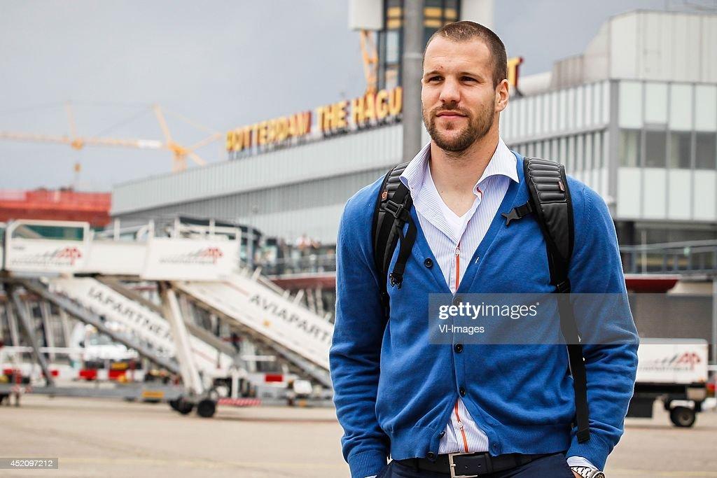 Arrival Rotterdam - Netherlands : News Photo