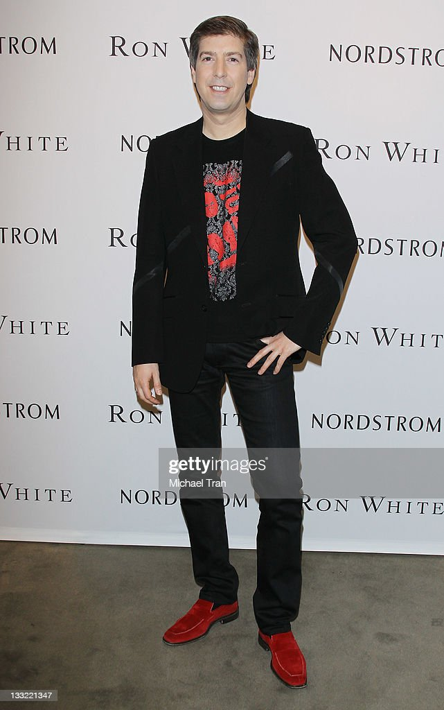 Ron White attends his shoe collection launch and charity event held at Nordstrom at the Grove on November 17, 2011 in Los Angeles, California.