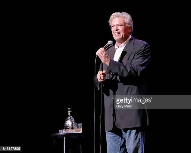 Ron White performs in concert during the 'Harvey Relief Benefit Comedy Helps' 100% of ALL proceeds including ticket concession and merchandise sales...