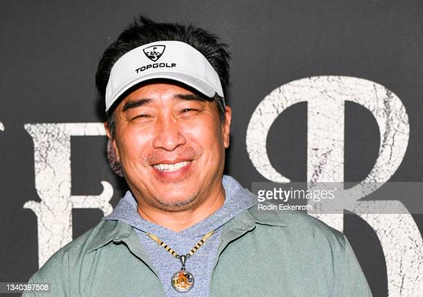 """Ron Yuan attends the Los Angeles Premiere of Focus Features' """"Blue Bayou"""" at DGA Theater Complex on September 14, 2021 in Los Angeles, California."""