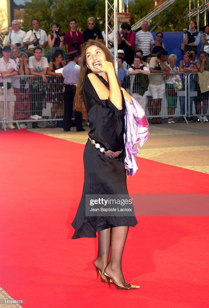 "Deauville 2002 - ""Divine Secrets of The Ya-Ya Sisterhood"" Premiere"