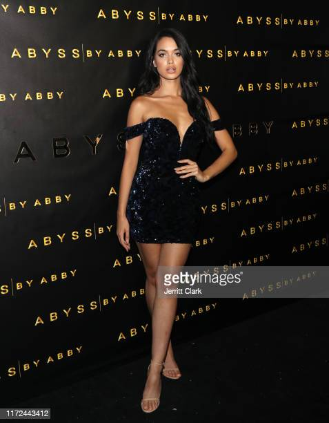 Rona Mahal attends Abyss By Abby Launch at Beauty Essex on September 04 2019 in Los Angeles California