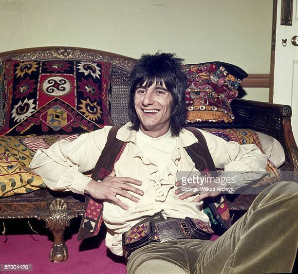 """Ronald David """"Ronnie"""" Wood is an English rock musician best known as a member of the Rolling Stones since 1975, as well as a former member of Faces..."""