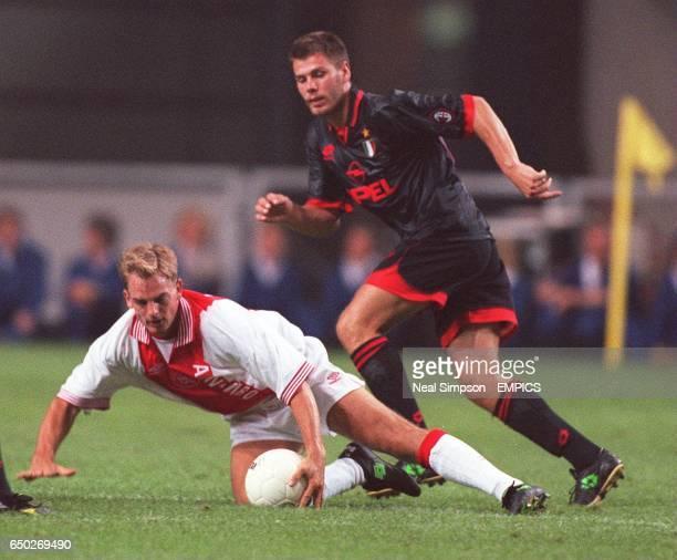Ronald De Boer, Ajax and Zvonimir Boban, AC Milan