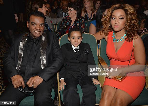 Ronald Isley attends the Special Merit Awards Ceremony as part of the 56th GRAMMY Awards on January 25 2014 in Los Angeles California