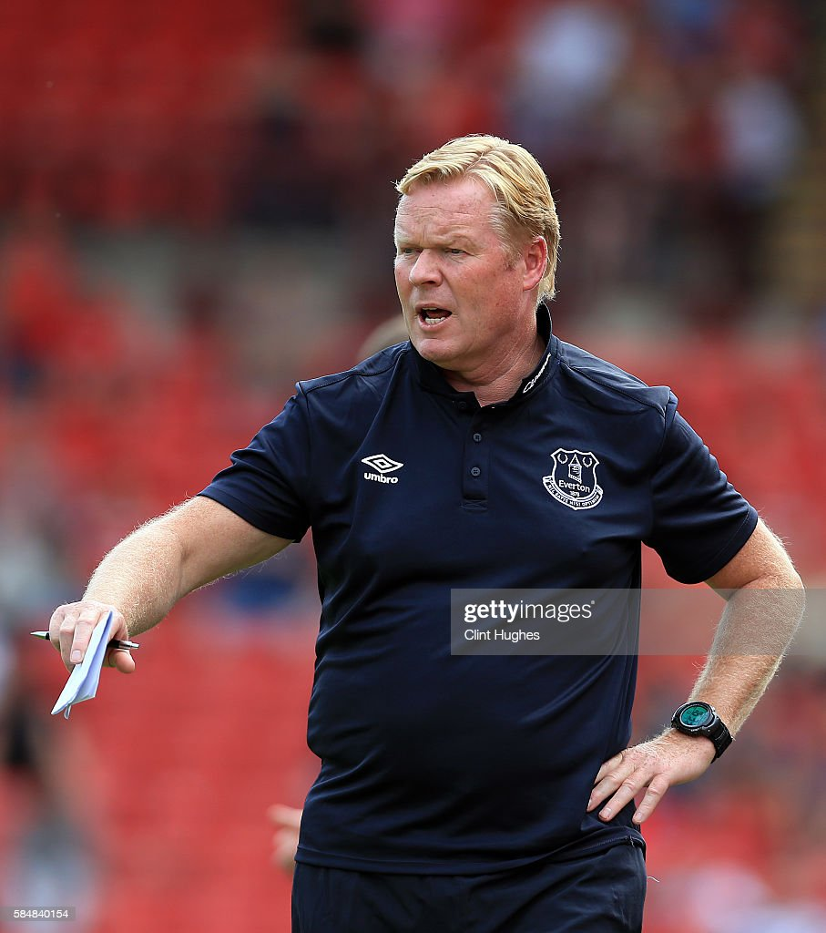 Barnsley v Everton: Pre-Season Friendly : News Photo