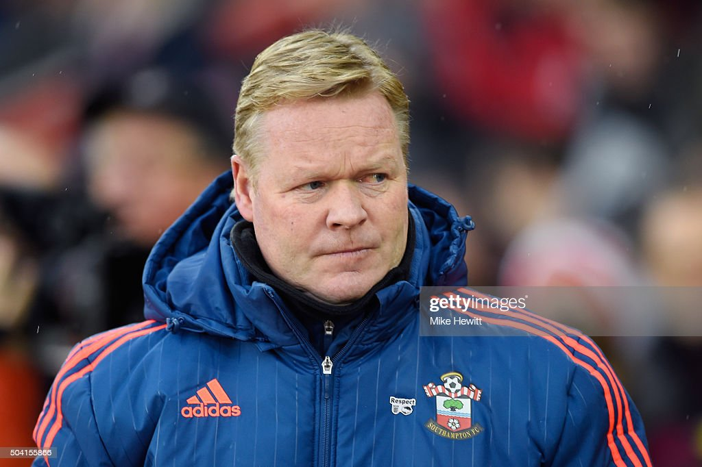 Southampton v Crystal Palace - The Emirates FA Cup Third Round : News Photo