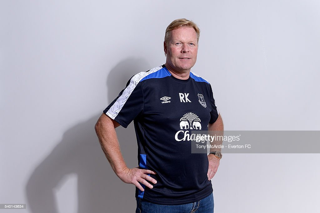 Everton Appoint Ronald Koeman as New Manager