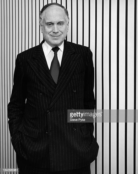 Ronald Lauder poses for a portrait session for The New Yorker in New York City at The Neue Galerie in 2006