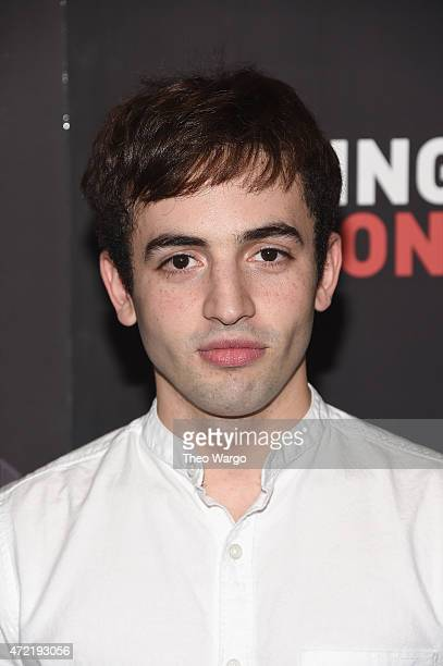 Ronald Lopez attends the Hunting Season Season Two New York Premiere at Sunshine Landmark on May 4 2015 in New York City